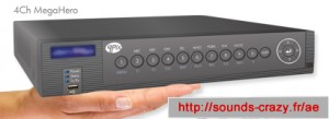 4ch DVR - English